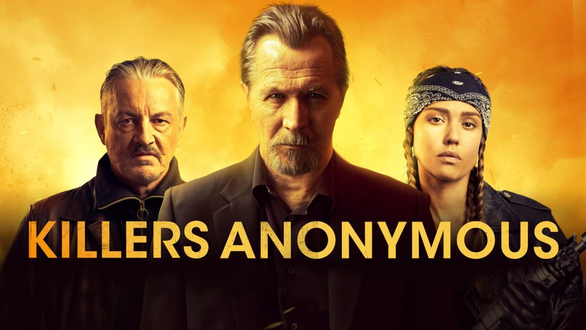 REVIEW: Killers Anonymous (2019)