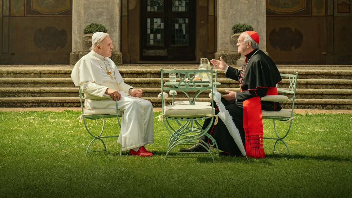 FILM FEST 919: The Two Popes