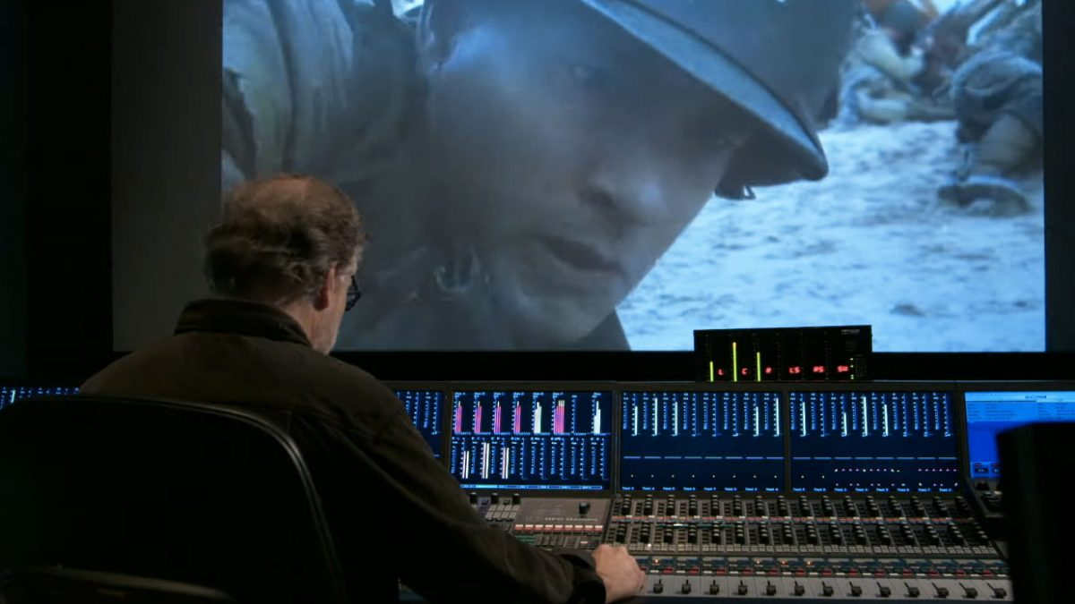 CAMFF 2019: Making Waves: The Art of Cinematic Sound