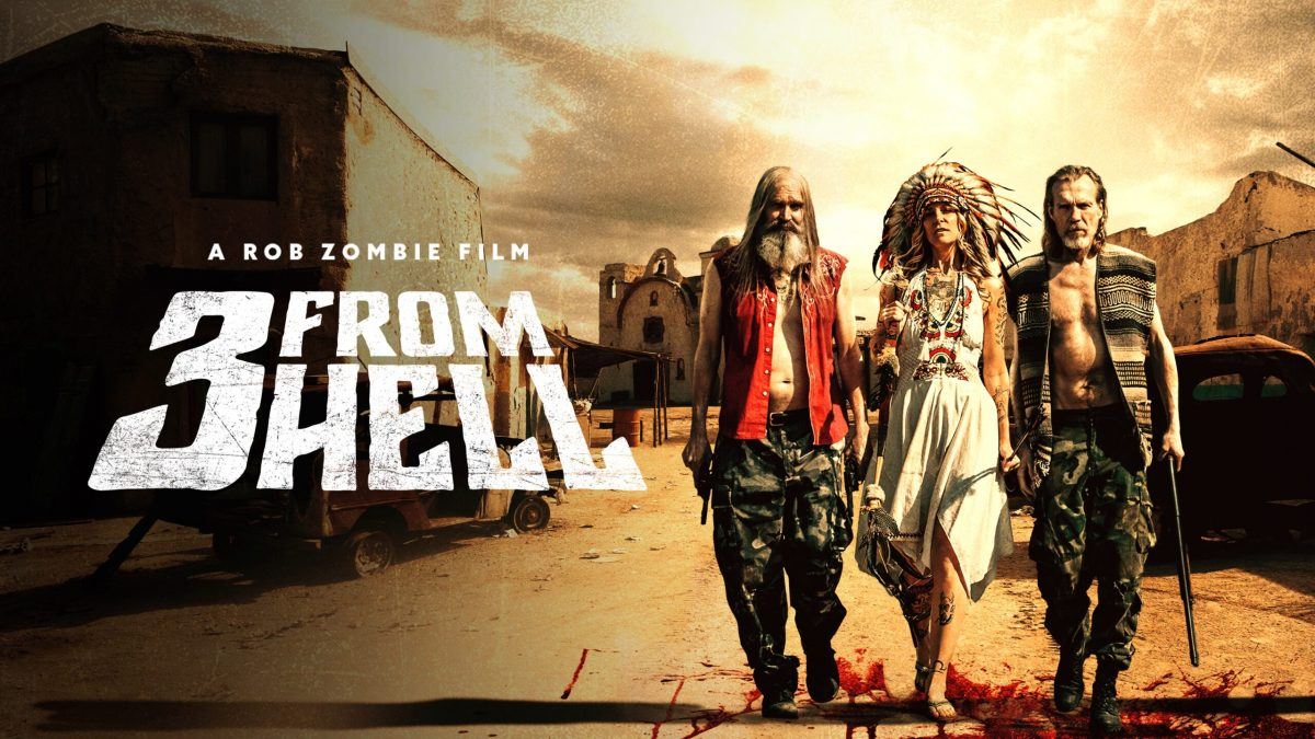 REVIEW: 3 From Hell (2019)