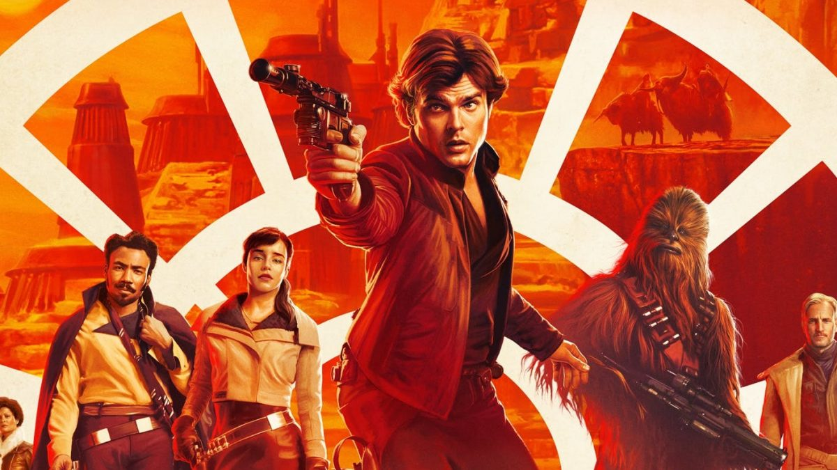 A Hyperspace Ride Through The Star Wars Saga: Solo: A Star Wars Story (2018)
