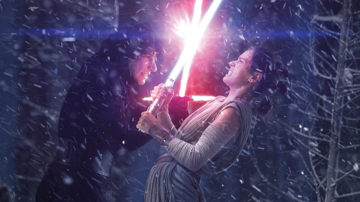 A Hyperspace Ride Through The Star Wars Saga: The Force Awakens (2015)