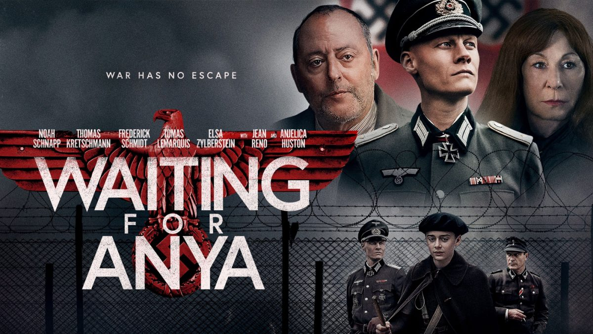REVIEW: Waiting For Anya (2020)