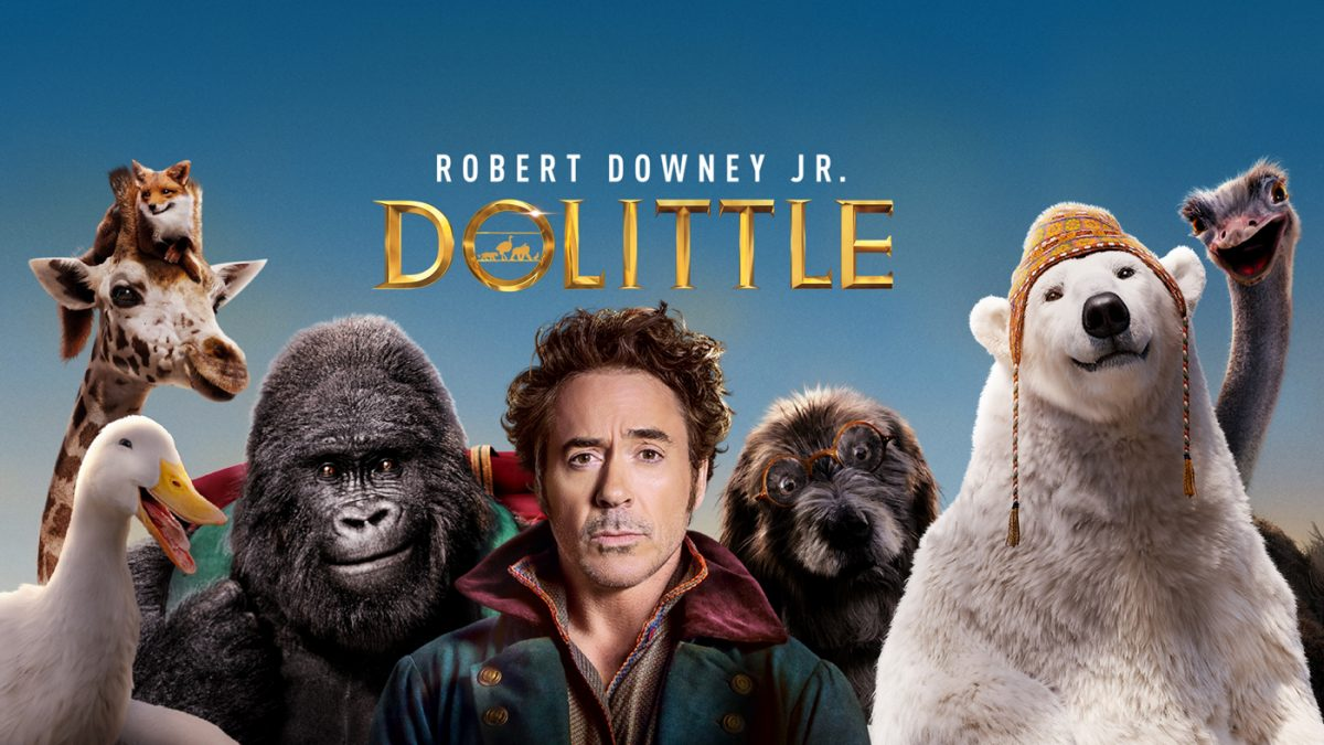 REVIEW: Dolittle (2020)