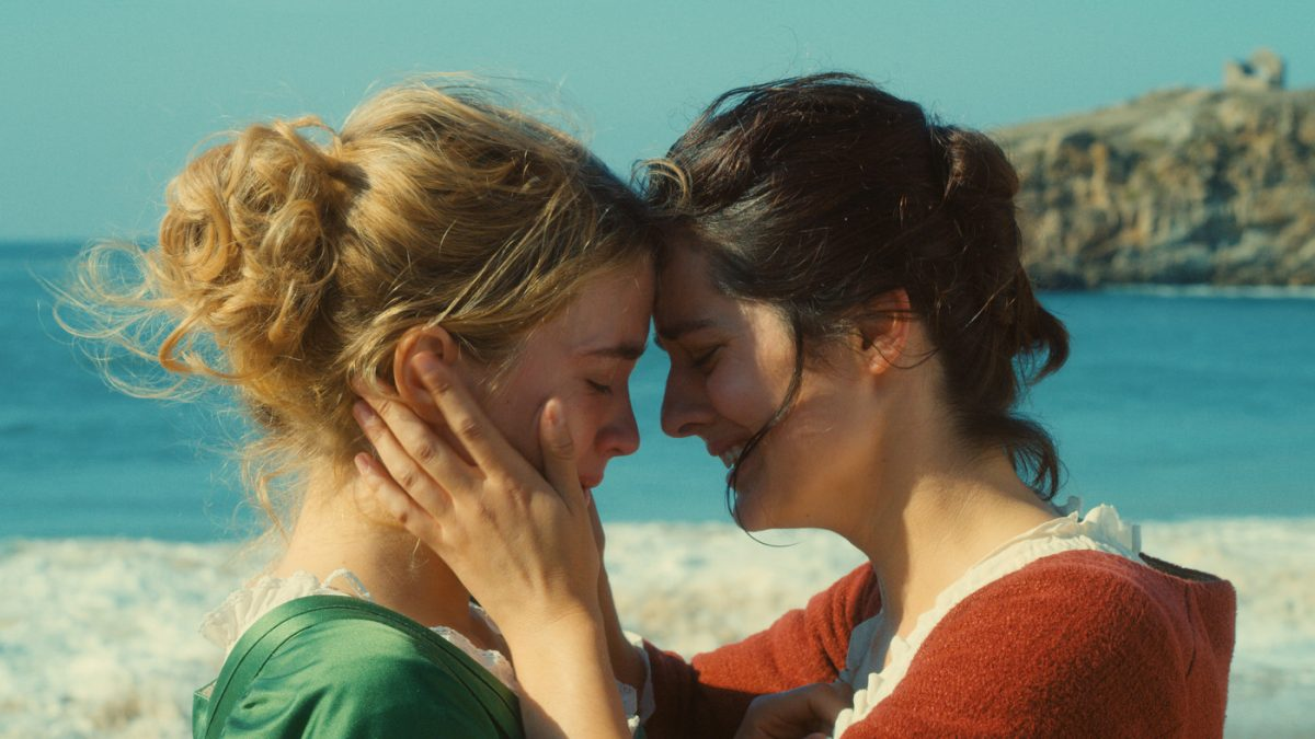 Historical Lesbian Cinema: Why don't we get to see lesbians in the present day?