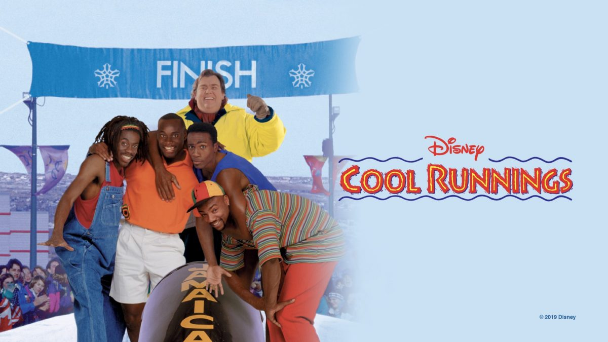 PATRON REVIEW: Cool Runnings (1993)