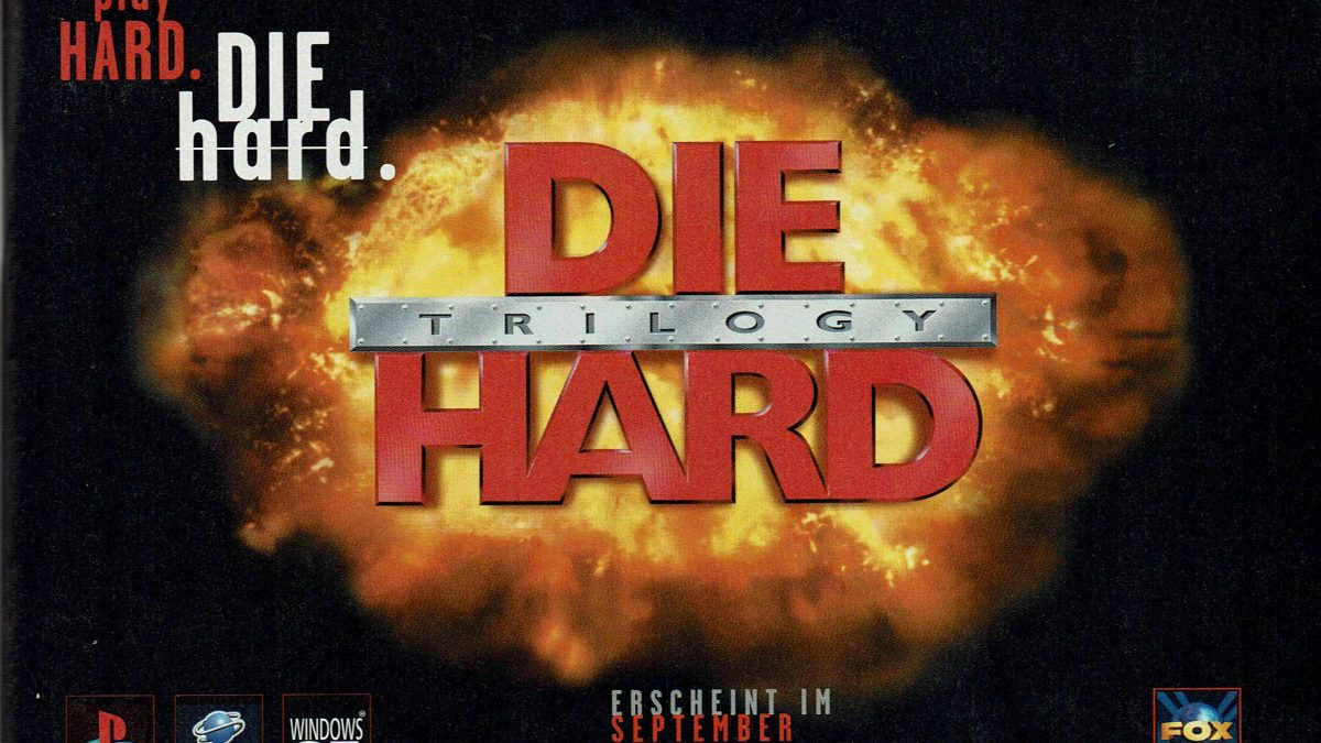 Die Hard Trilogy: The Movie Tie-In Video Game That Deserves a Comeback