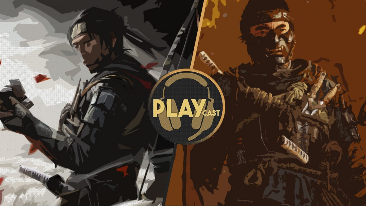 PLAYCast: Episode 2 – Ghost of Tsushima