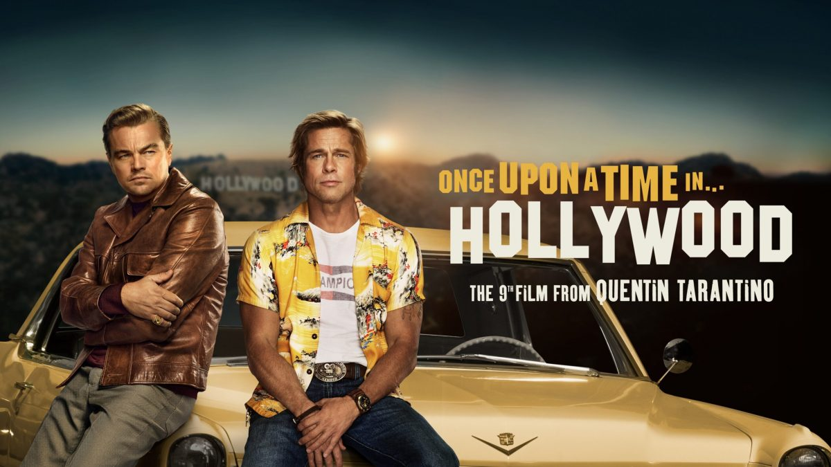 REVIEW: Once Upon A Time… In Hollywood (2019)