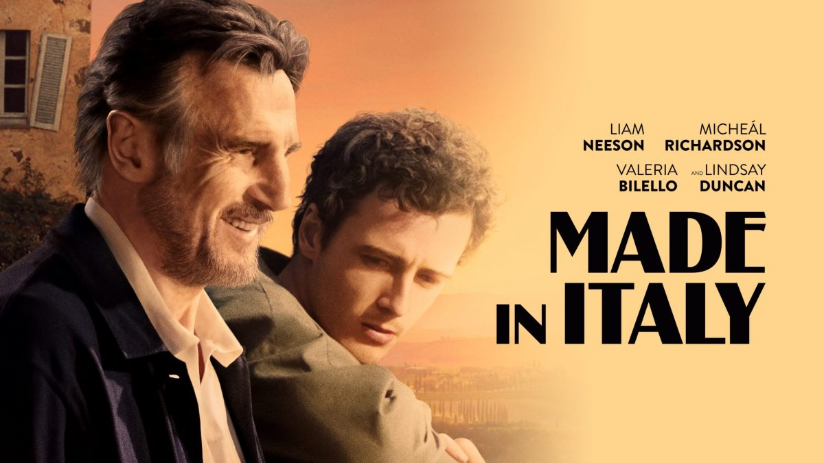 REVIEW: Made in Italy (2020)