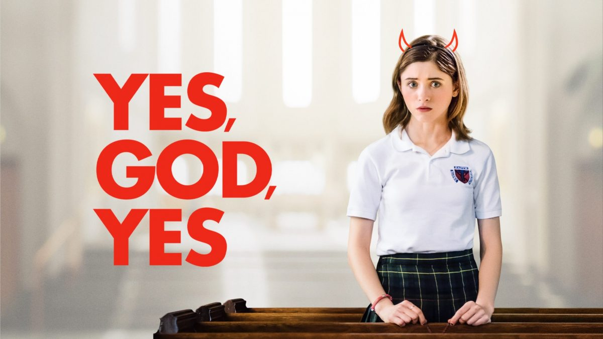 REVIEW: Yes, God, Yes (2020)