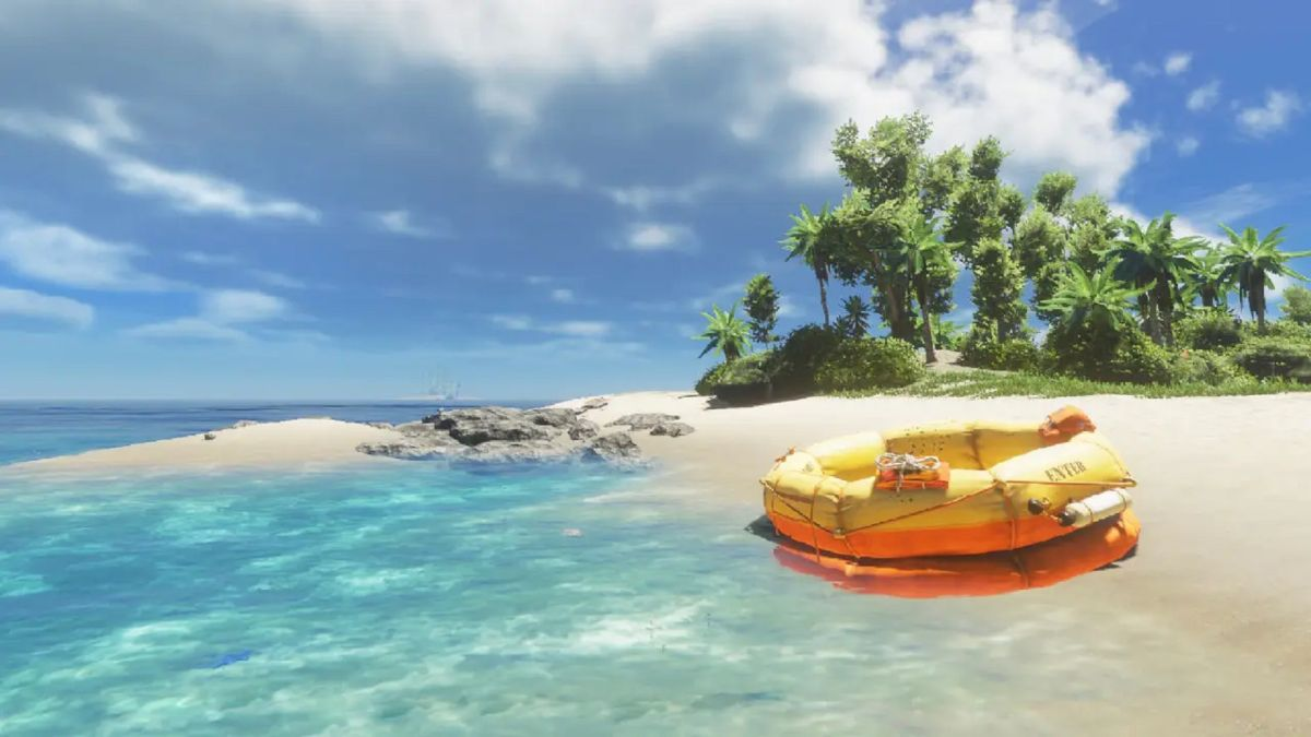 REVIEW: Stranded Deep