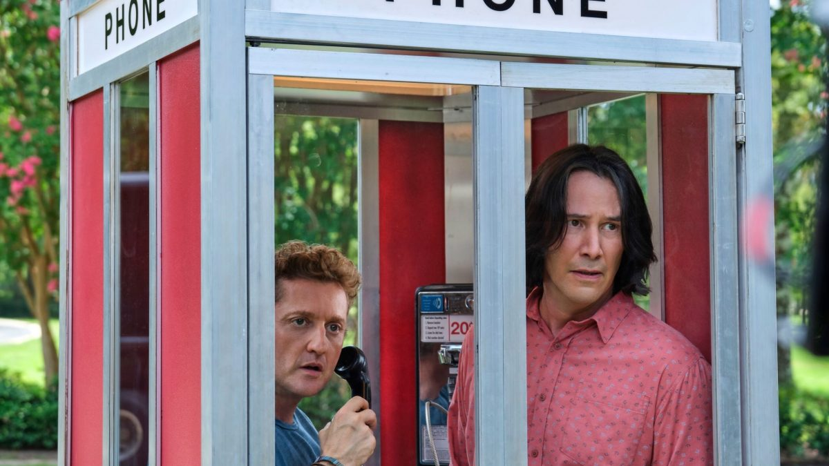 REVIEW: Bill & Ted Face the Music (2020)