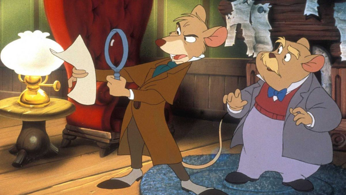JumpCast: Episode 72 – Disney Classics: The Great Mouse Detectives