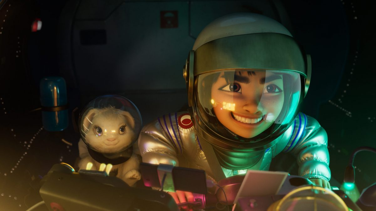 REVIEW: Over the Moon (2020)