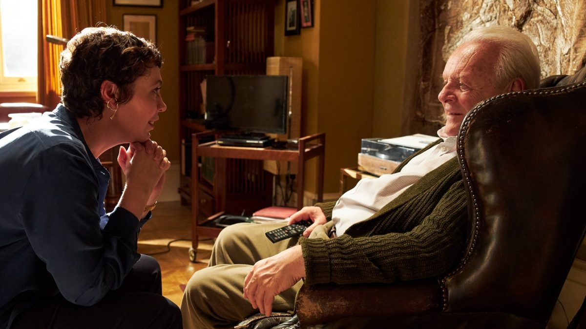 REVIEW: The Father (AFI Fest 2020)