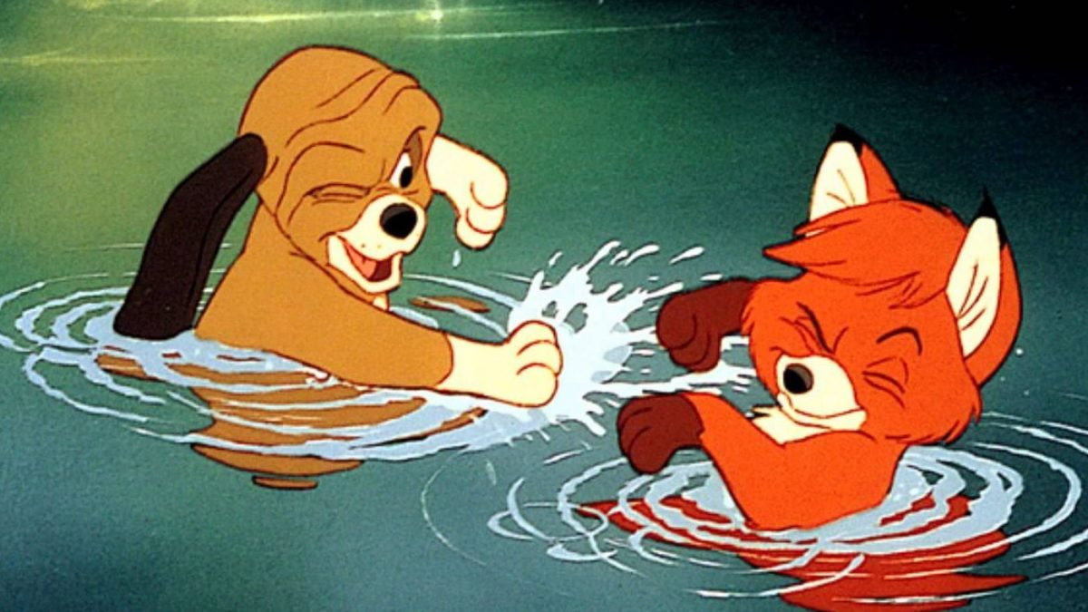 JumpCast: Episode 68 – Disney Classics: The Fox and The Hound