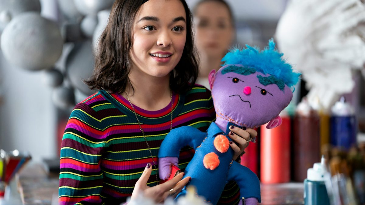 TV REVIEW: Dash & Lily (2020)