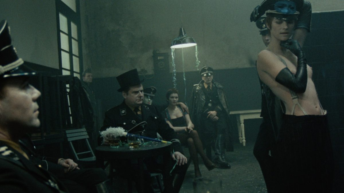 BLU-RAY REVIEW: The Night Porter (1974)