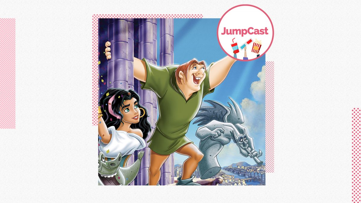 JumpCast: Episode 88 – Disney Classics: The Hunchback of Notre Dame