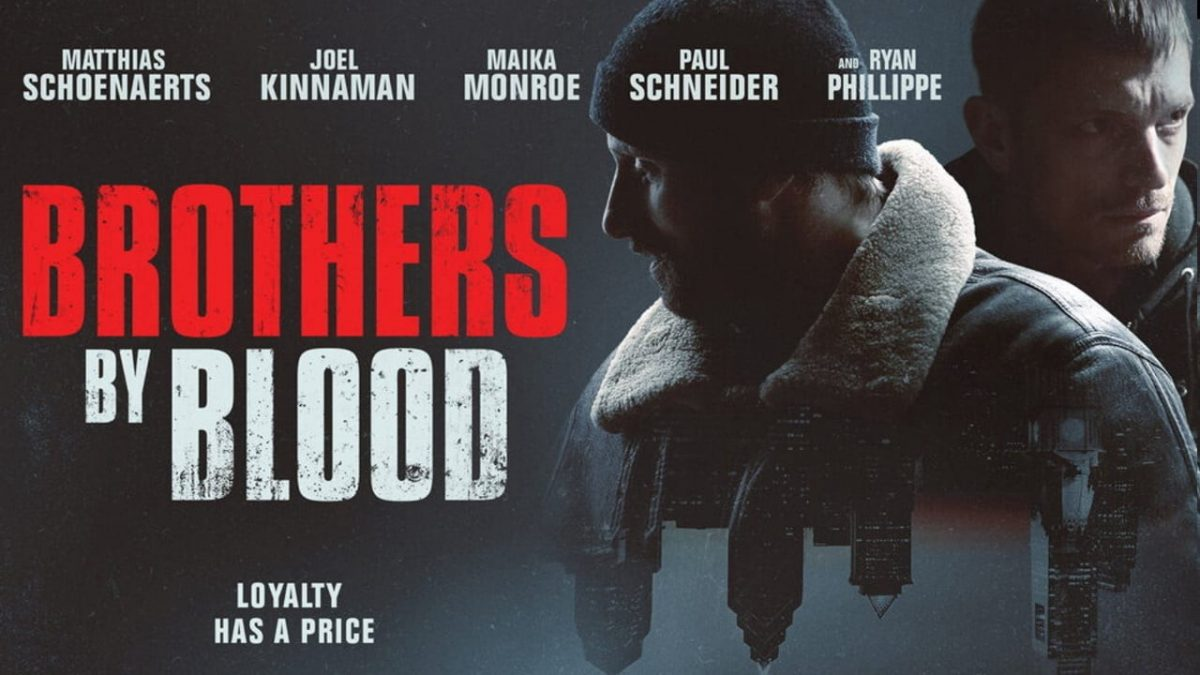 REVIEW: Brothers by Blood (2021)