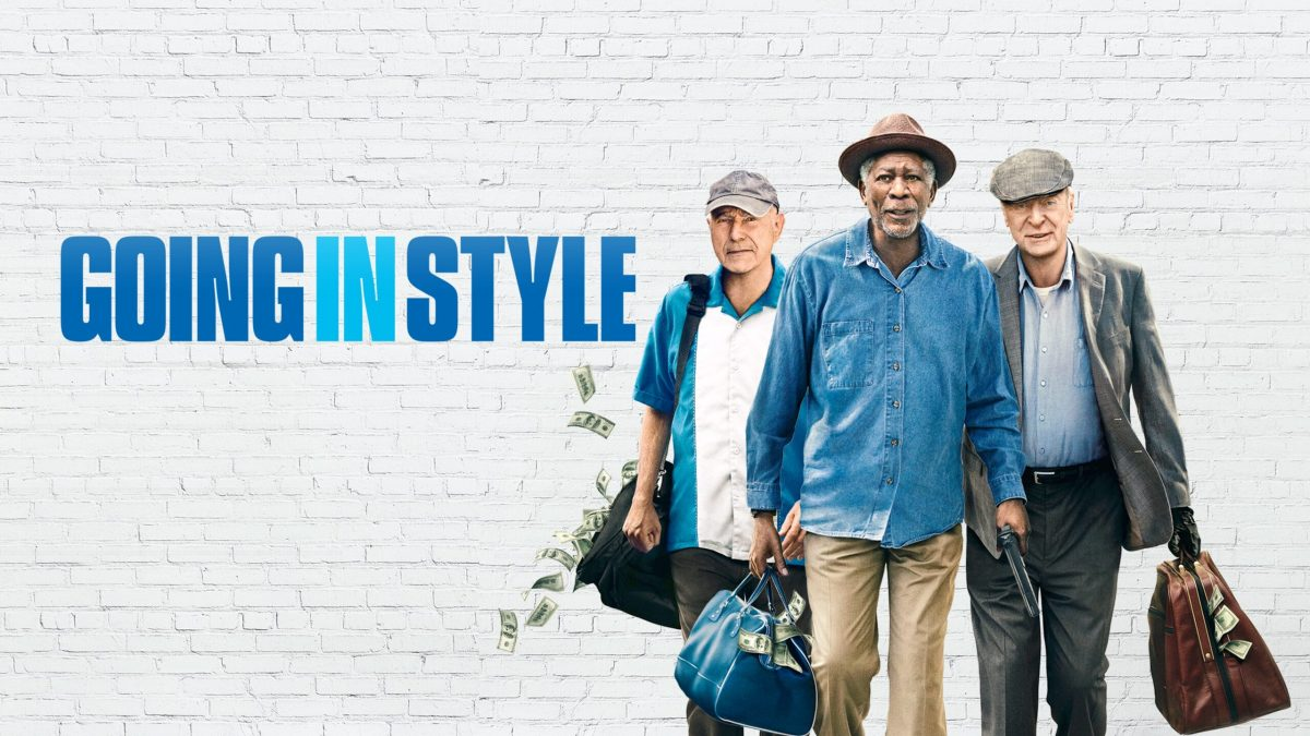 REVIEW: Going in Style (2017)