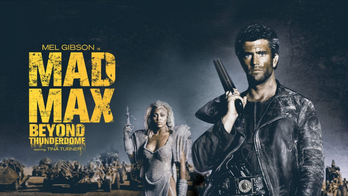 REVIEW: Mad Max 3: Beyond Thunderdome (1985)