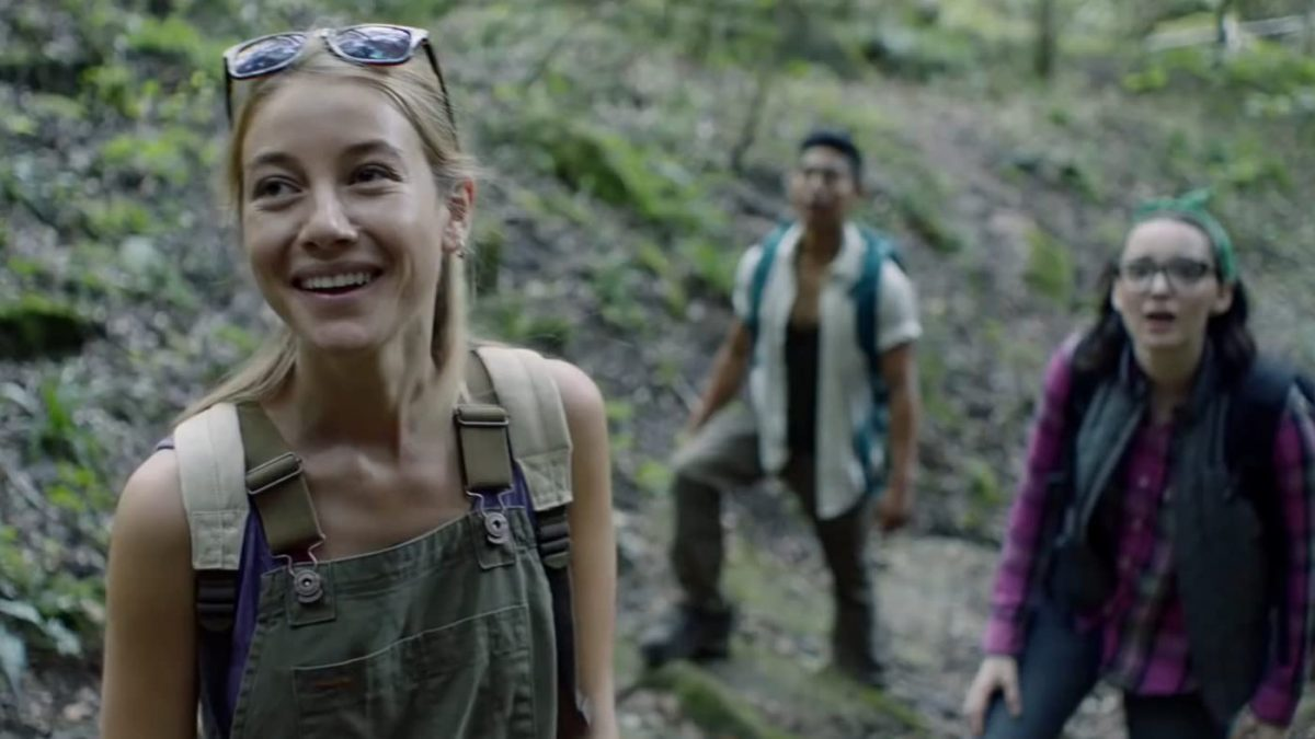 REVIEW: Wrong Turn (2021)