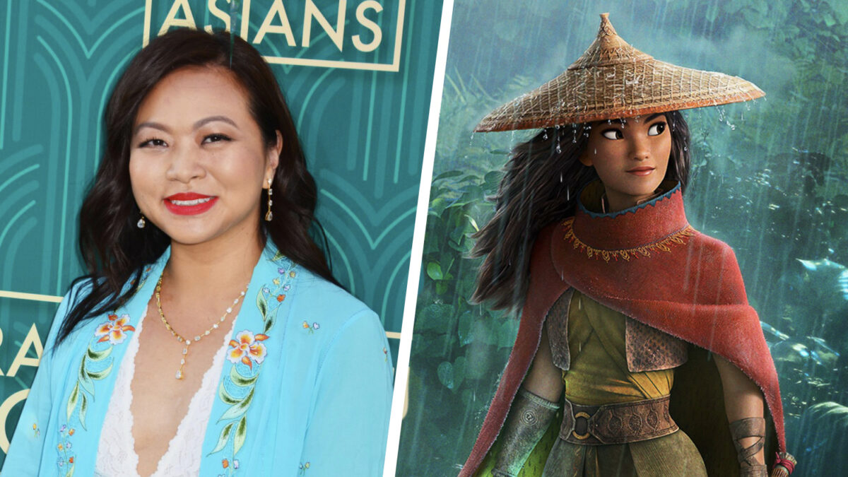 INTERVIEW: 'Raya and the Last Dragon' Co-Writer Adele Lim