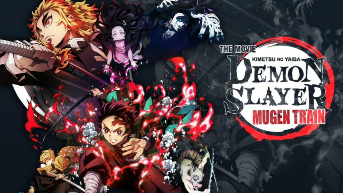 REVIEW: Demon Slayer The Movie – Mugen Train (2021)