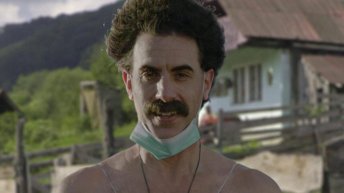 Amazon Release First Trailer For New 'Borat Subsequent Moviefilm' Multipart Special