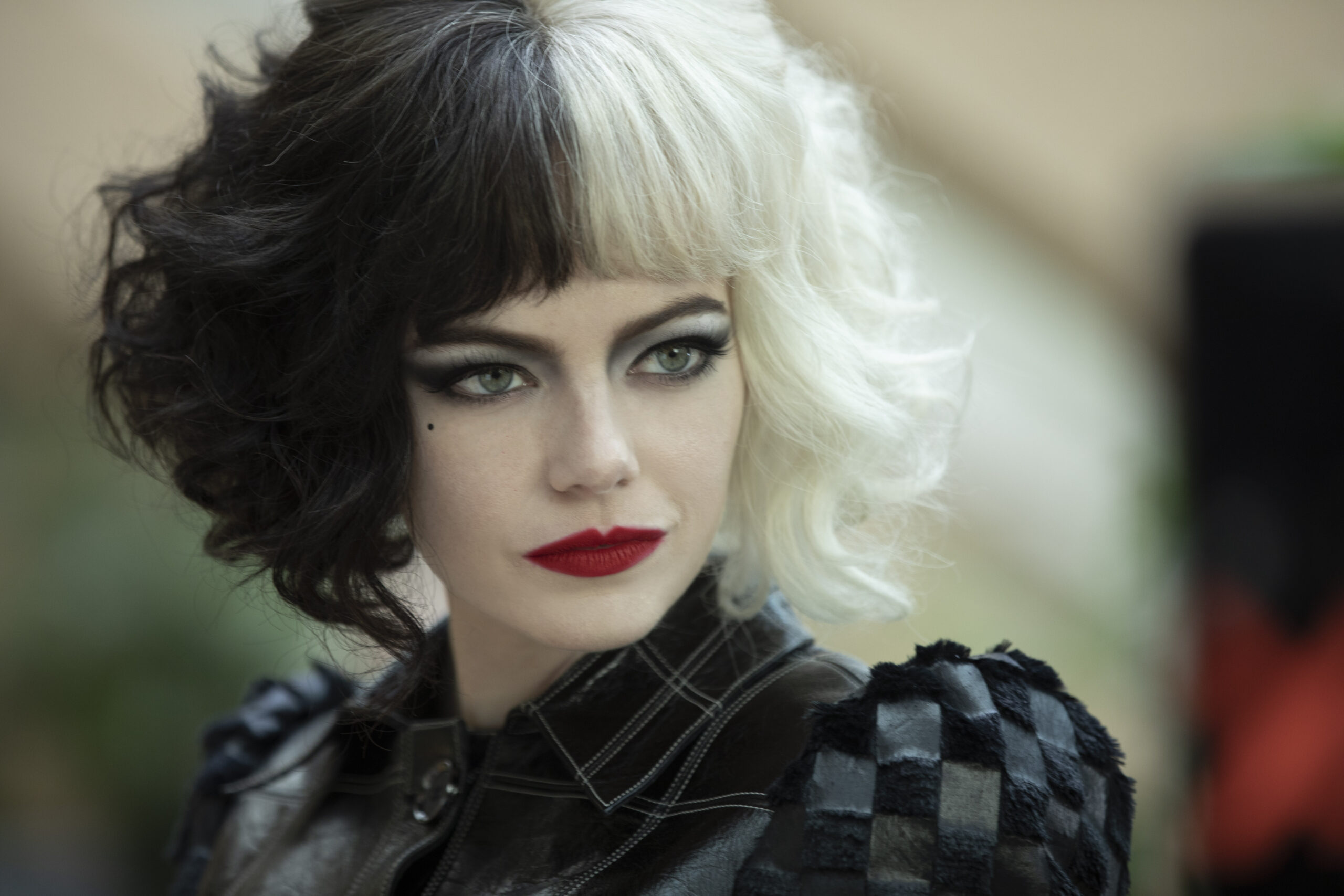 It's Emma Stone Vs Emma Thompson In A Brand New 'Cruella' Trailer