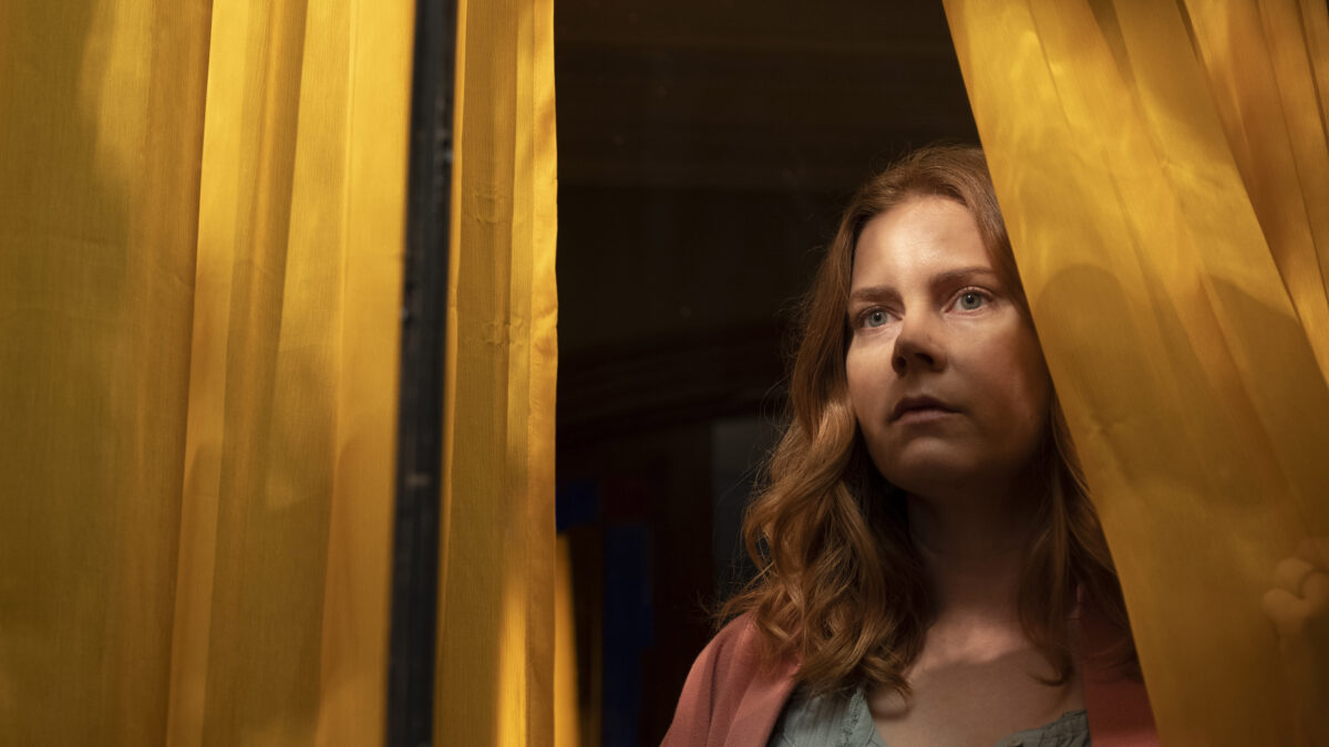 Amy Adams Is 'The Woman In The Window' In New Trailer