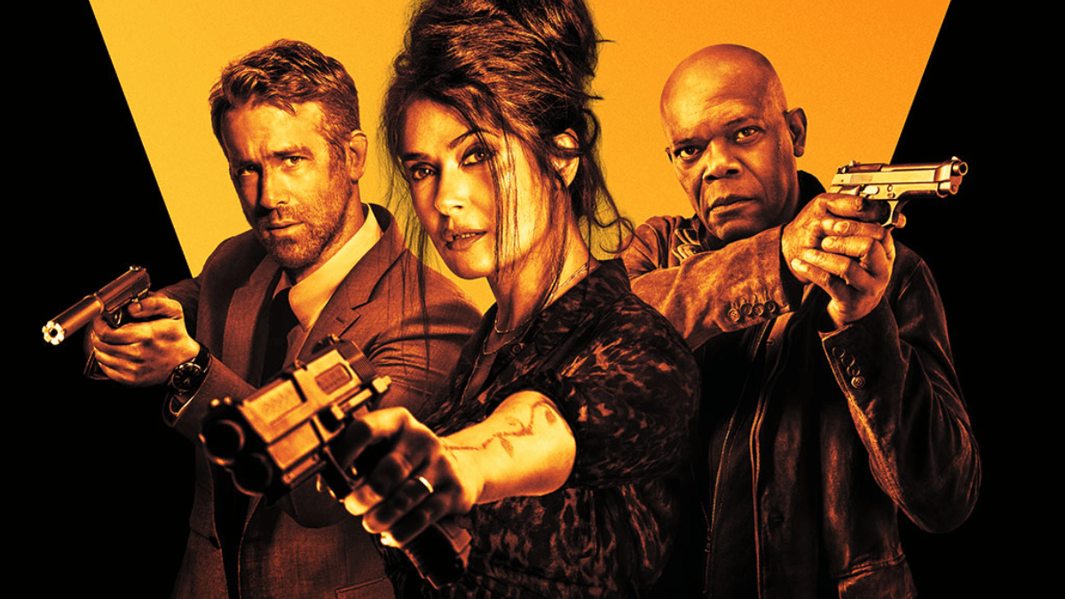 Salma Hayek Must Save Her Husband In First Trailer For 'The Hitman's Wife's Bodyguard'