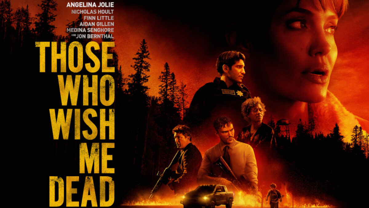 REVIEW: Those Who Wish Me Dead (2021)