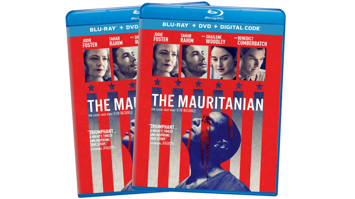 COMPETITION: Win A Copy Of 'The Mauritanian' On Blu-ray (US)