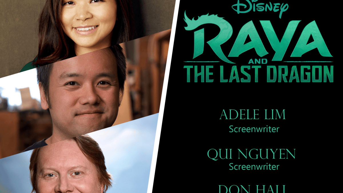 INTERVIEW Part 2: 'Raya and the Last Dragon' Writers & Director