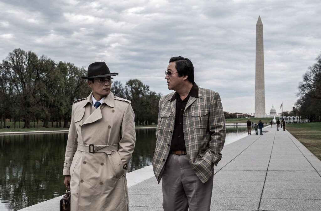 REVIEW: The Man Standing Next (2021)