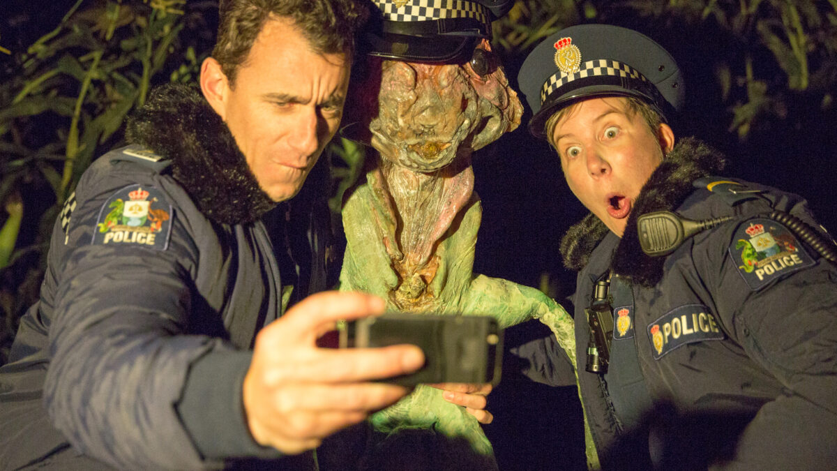 COMPETITION: Win Season One Of 'Wellington Paranormal' On Blu-ray (UK)