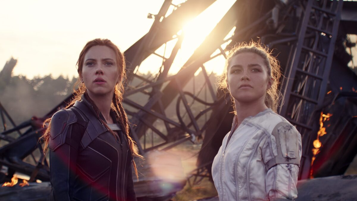 Marvel Release New 'Black Widow' Featurette As Tickets Go On Sale In The US