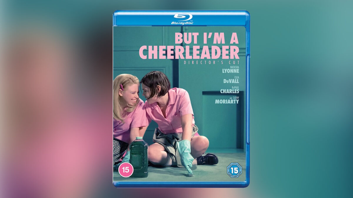 COMPETITION: Win A Blu-Ray Copy Of 'But I'm A Cheerleader – Director's Cut' (UK)