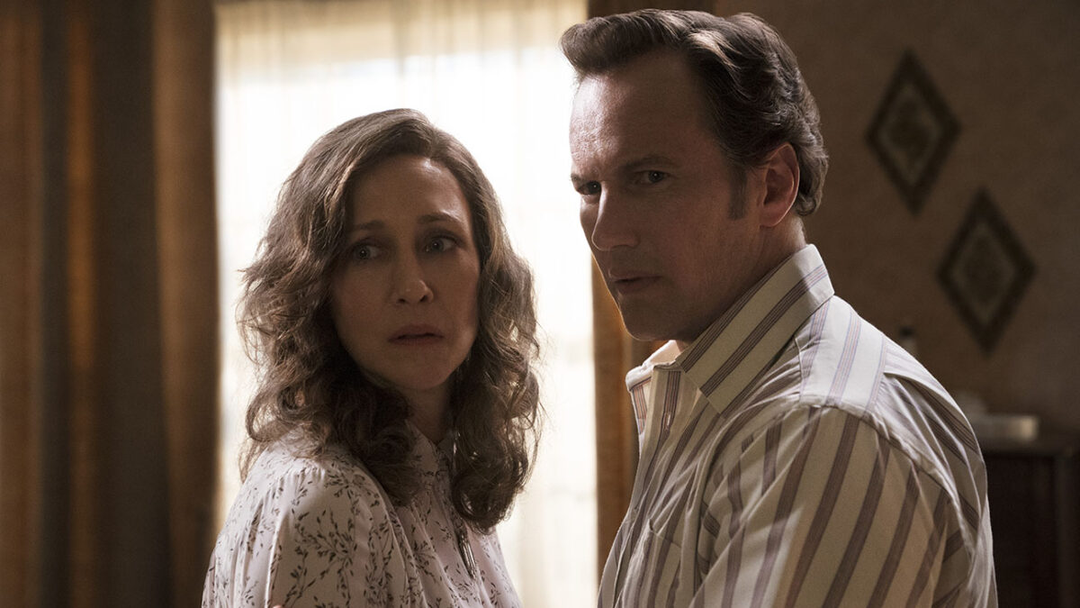 REVIEW: The Conjuring – The Devil Made Me Do It (2021)