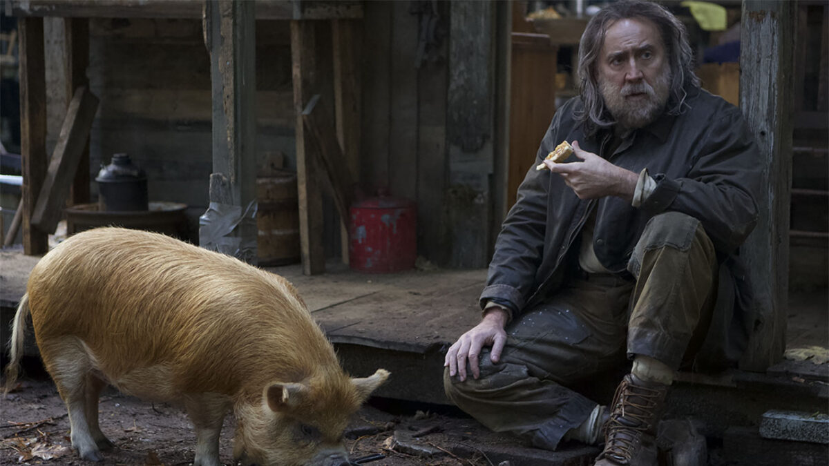 REVIEW: Pig (2021)