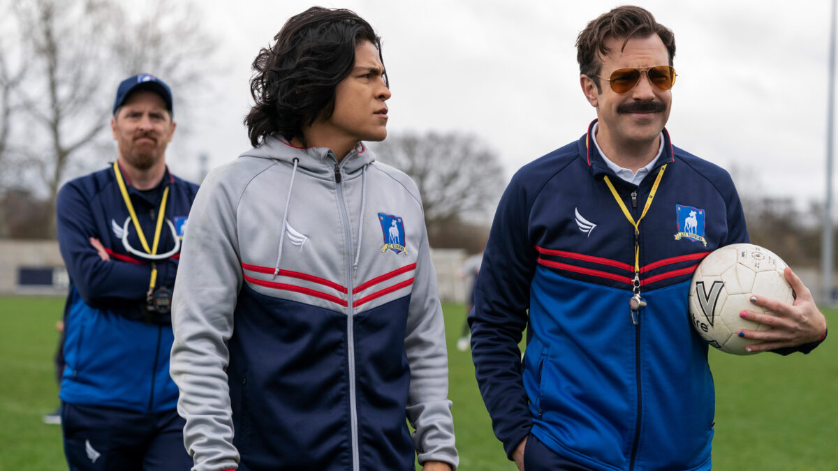 TV REVIEW: Ted Lasso Season 2 Episode 1 (2021)