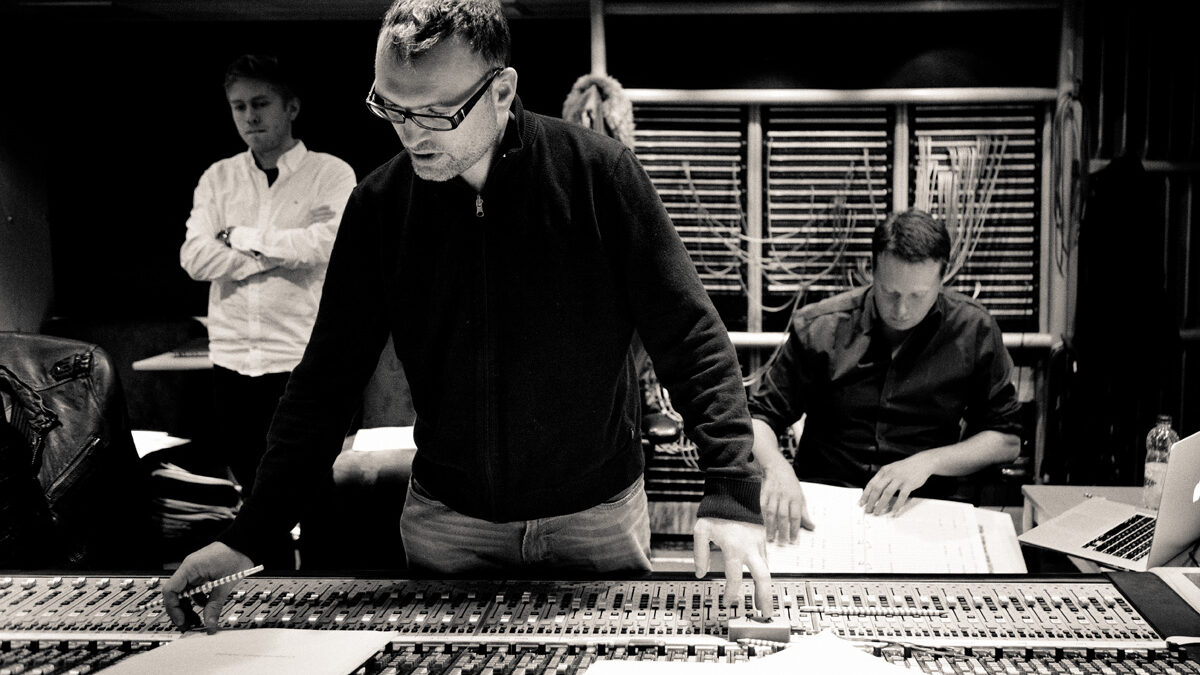 INTERVIEW: 'Falcon & the Winter Soldier' Composer Henry Jackman