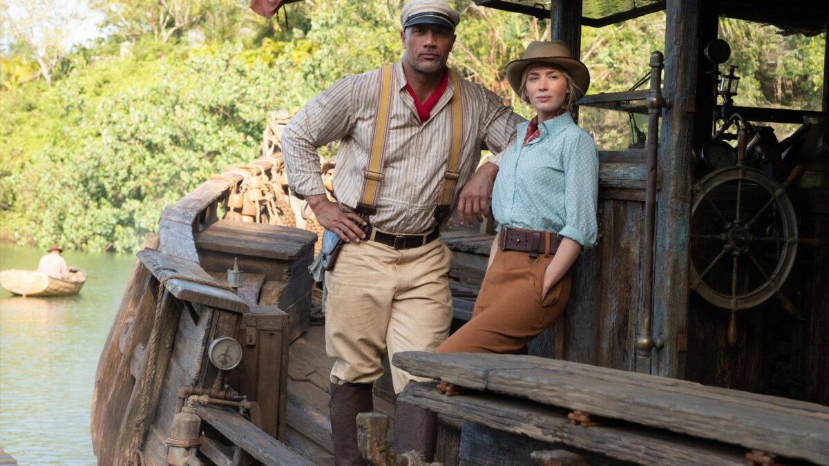 REVIEW: Jungle Cruise (2021)