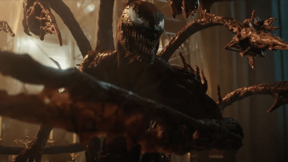 Carnage Is Unleashed In New 'Venom: Let There Be Carnage' Trailer