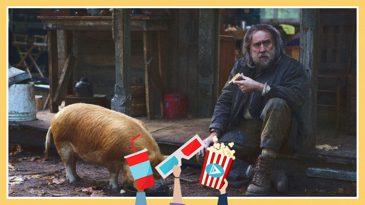 JumpCast: Episode #134 – Reminiscence, Pig, & The Night House