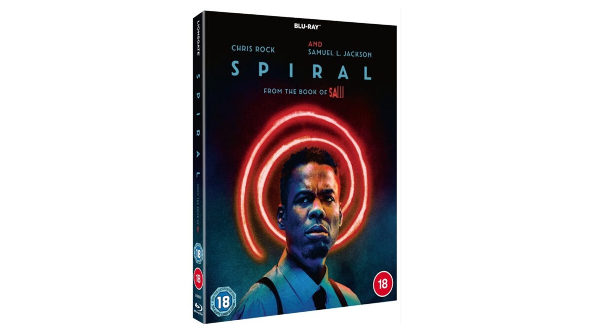 Competition: Win 'Spiral: From The Book Of Saw' On Blu-ray