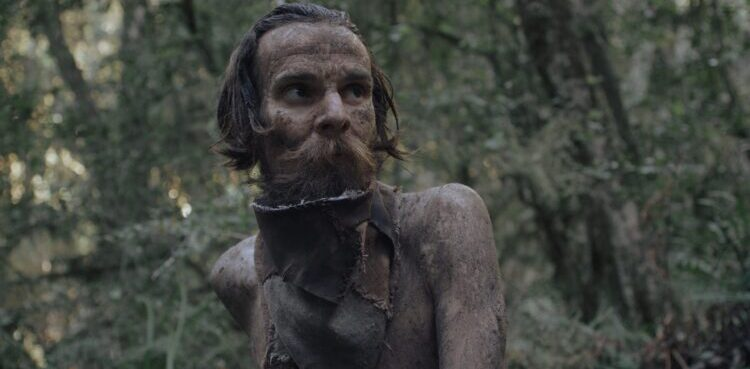 A still from the film the South African horror film Gaia